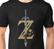 "The Legend of Zelda: Breath of the Wild - ""Z"" Logo Unisex T-Shirt"