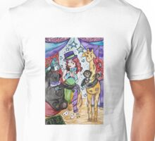 Who has the ace of hearts Unisex T-Shirt