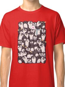 Penguins - Big Family Classic T-Shirt