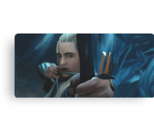 Legolas Greenleaf Canvas Print