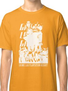 Grime Lab Plantation Resort Classic T-Shirt