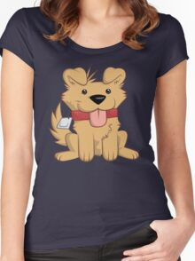 Bark - Labby Women's Fitted Scoop T-Shirt