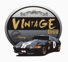 DLEDMV - Vintage Diva Kids Clothes