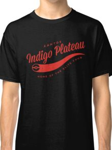Indigo Plateau (Red) Classic T-Shirt