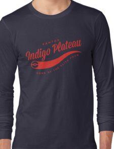 Indigo Plateau (Red) Long Sleeve T-Shirt