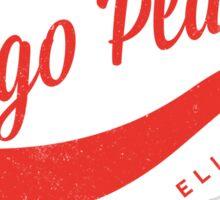 Indigo Plateau (Red) Sticker