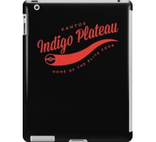 Indigo Plateau (Red) iPad Case/Skin