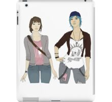 Life is Stange iPad Case/Skin