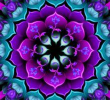 Daily Focus Mandala 6.28.16 Sticker
