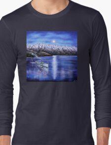 Evening Cruise Queenstown Long Sleeve T-Shirt