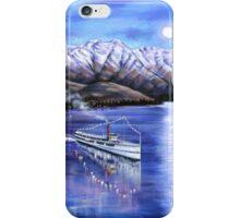 Evening Cruise Queenstown iPhone Case/Skin