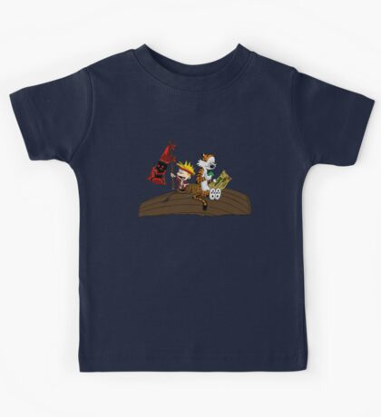 Calvin and Hobbes Adventure Kids Tee