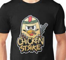 Chicken Strike Unisex T-Shirt