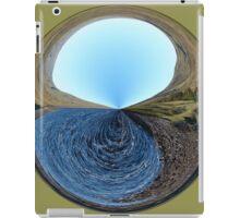 Yon distant shore iPad Case/Skin