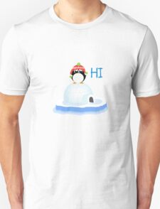 Penguin: HI T-Shirt