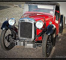""" A British Car"" by mrcoradour"
