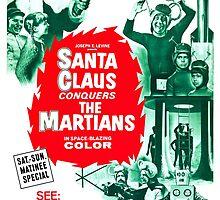 Santa Claus Conquers The Martians by MovieVigilante