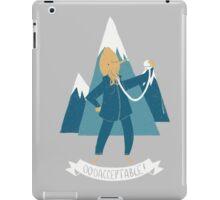 Oodacceptable ! iPad Case/Skin