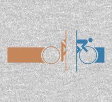 Bike Stripes Portal Kids Clothes