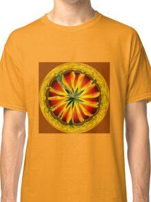 Mesembryanthemum in the sphere Classic T-Shirt