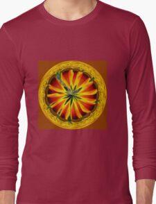 Mesembryanthemum in the sphere Long Sleeve T-Shirt