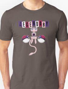 LEGENDARY (TEXT) Unisex T-Shirt