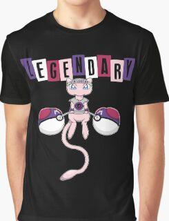 LEGENDARY (TEXT) Graphic T-Shirt