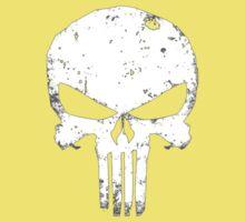 punisher Skull Baby Tee