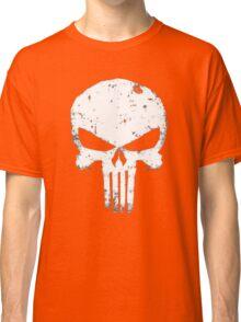 punisher Skull Classic T-Shirt