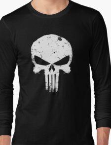 punisher Skull Long Sleeve T-Shirt