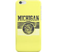 Darren Criss Fox Campaign: Michigan Wolverines iPhone Case/Skin