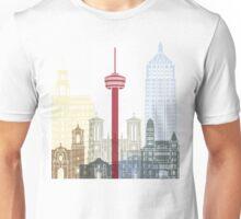 San Antonio skyline poster Unisex T-Shirt