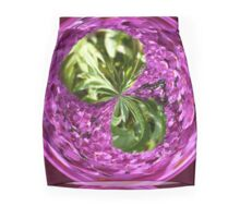Spherical Buddleia Mini Skirt