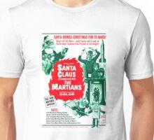Santa Claus Conquers The Martians Unisex T-Shirt