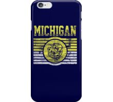 Darren Criss Fox Campaign: Michigan Wolverines iPhone Case/Skin