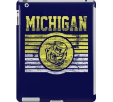 Darren Criss Fox Campaign: Michigan Wolverines iPad Case/Skin