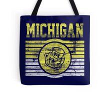Darren Criss Fox Campaign: Michigan Wolverines Tote Bag