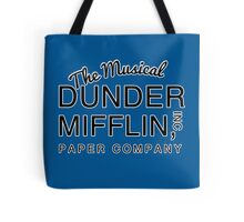 Dunder Mifflin, Inc (The Musical) Tote Bag