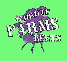 Schrute Farms Beets by Harry James Grout