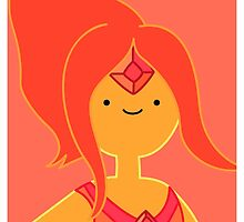 Flame Princess - Adventure Time by Jonnybravo245