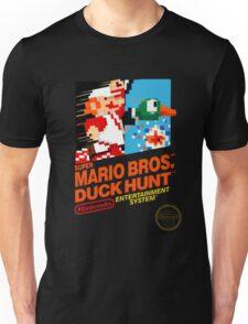 NES Super Mario Bros & Duck Hunt  Unisex T-Shirt