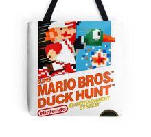 NES Super Mario Bros & Duck Hunt  Tote Bag