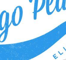 Indigo Plateau (blue) Sticker