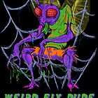Weird Fly Dude by Extreme-Fantasy