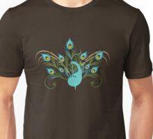 Just a Peacock - Tee Unisex T-Shirt