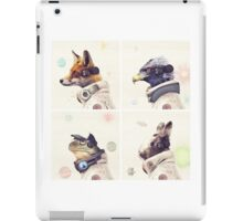 FOX - Real Life iPad Case/Skin