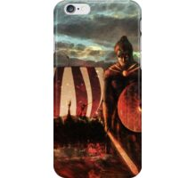 The Shield Maiden iPhone Case/Skin
