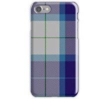 00655 Wallace Blue Dress Dance Tartan  iPhone Case/Skin