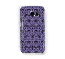 Haunted Mansion Wallpaper (Tile) Samsung Galaxy Case/Skin
