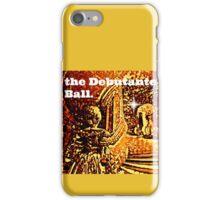 debutante ball iPhone Case/Skin